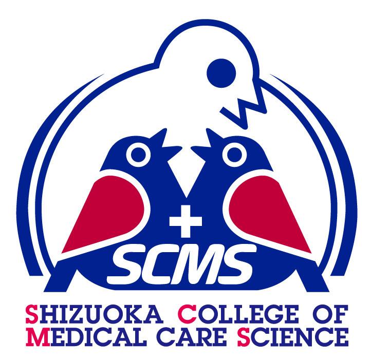 静岡医療科学専門学校ロゴ
